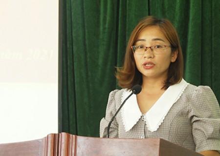 Chương trình hành động của bà Hà Thị Phương Thảo, ứng cử viên Đại biểu HĐND tỉnh Nghệ An khóa XVIII