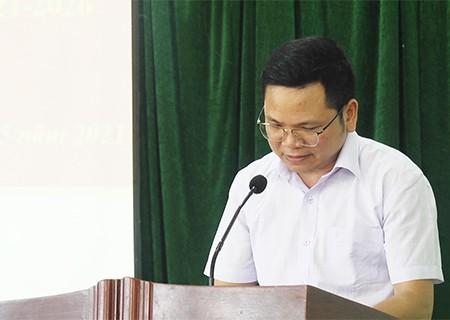 Chương trình hành động của ông Phan Trung Tú, ứng cử viên Đại biểu HĐND tỉnh Nghệ An khóa XVIII
