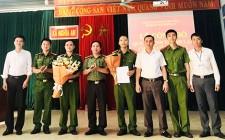 Huyện Nghĩa Đàn chỉ đạo thành lập Chi bộ Công an xã