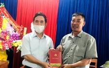 Đồng chí Phó Bí thư Thường trực Huyện ủy dự sinh hoạt tại chi bộ Nam Lâm, Đảng bộ xã Nghĩa Lâm