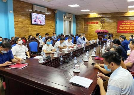 Hội nghị trực tuyến toàn quốc sơ kết 5 năm thực hiện Chỉ thị số 05-CT/TW, triển khai Kết luận số 01-KL/TW của Bộ Chính trị khóa XIII