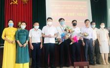 HĐND xã Nghĩa Lâm tổ chức kỳ họp thứ nhất và tổng kết công tác bầu cử
