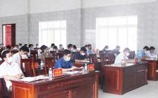 Hội nghị BCH Đảng bộ huyện Nghĩa Đàn lần thứ VI