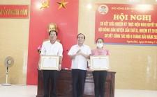 Hội nông dân huyện Nghĩa Đàn đánh giá kết quả giữa nhiệm kỳ thực hiện Nghị quyết đại hội