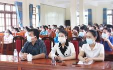 Khai giảng lớp Bồi dưỡng nhận thức về Đảng lớp thứ 2 năm 2021