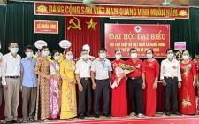 Đại hội Hội chữ thập đỏ xã Nghĩa Hưng nhiệm kỳ 2021 - 2026