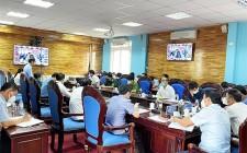 Hội nghị giao ban trực tuyến đánh giá tình hình KT - XH, QP - AN 9 tháng đầu năm