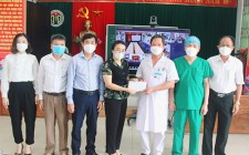 Khẩn trương tiếp tục, nâng cao chất lượng khám, chữa bệnh  tại Trung tâm Y tế huyện