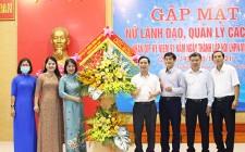 Gặp mặt nữ lãnh đạo quản lý các cấp huyện Nghĩa Đàn năm 2021