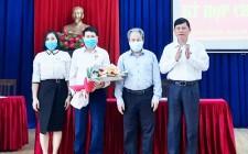 Kỳ họp chuyên đề Hội đồng nhân dân xã Nghĩa Thành khóa II,  nhiệm kỳ 2021-2026