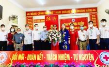 Đại hội hội Chữ thập đỏ xã Nghĩa Minh nhiệm kỳ 2021 - 2026