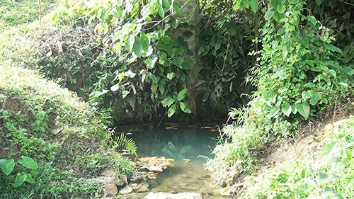 Đồng chí Lê Hồng Sơn nắm bắt tình hình đời sống KT – XH của một số xóm đặc biệt khó khăn ở xã Nghĩa Lợi